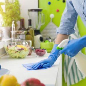Las medidas de seguridad e higiene en la cocina frente al coronavirus