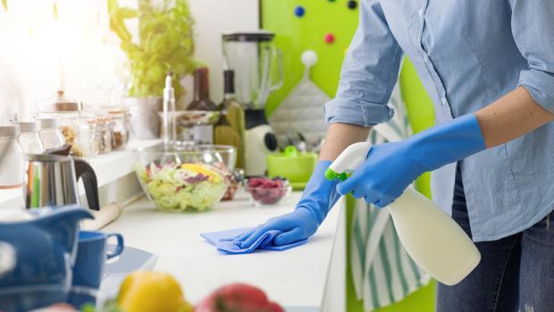 Medidas seguridad cocina