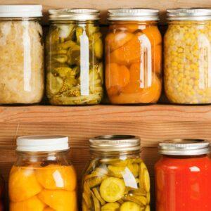 Las conservas de calidad mantienen intactas las propiedades nutricionales de los alimentos