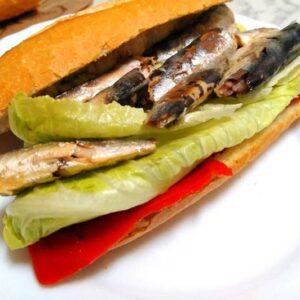Consejos para elaborar bocadillos de sardinas de campeonato