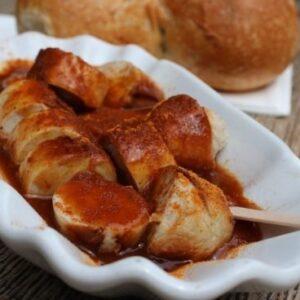 Receta de salchichas picantes