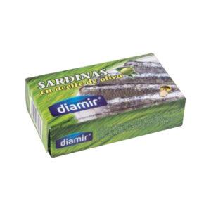 Consumir dos latas de sardinas a la semana previene la diabetes