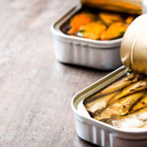 Las 5 conservas de pescado y marisco preferidas por los consumidores